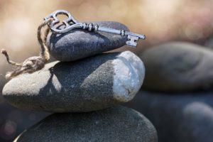balance your life like a key balancing on a rock